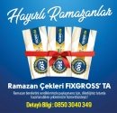 Fix Gross Ramazan Çekleri